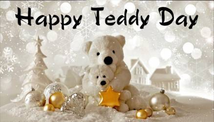 Teddy Day Whatsapp Status For Couples Poster