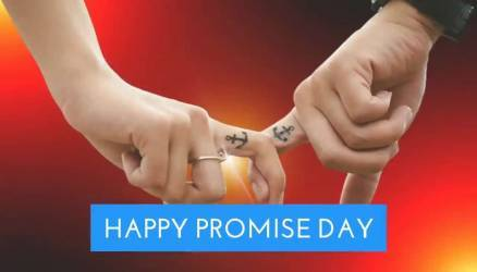 Happy Promise Day Wish You - Whatsapp Status Poster